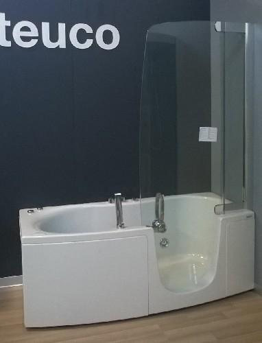 Outlet vasche idromassaggio - TEUCO COMBINATO 384 CM 170X70